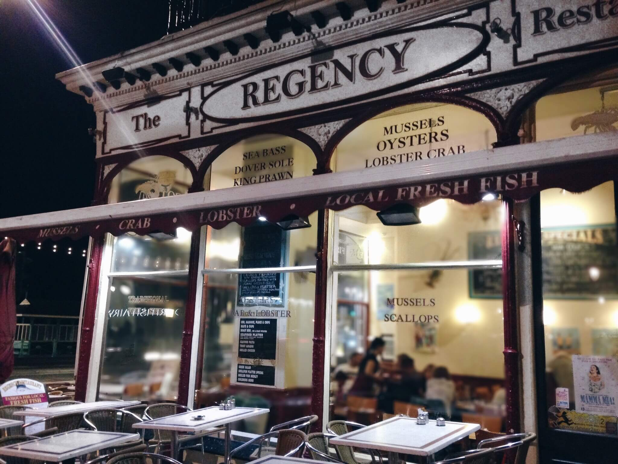 Brighton Regency Seafood Restaurant